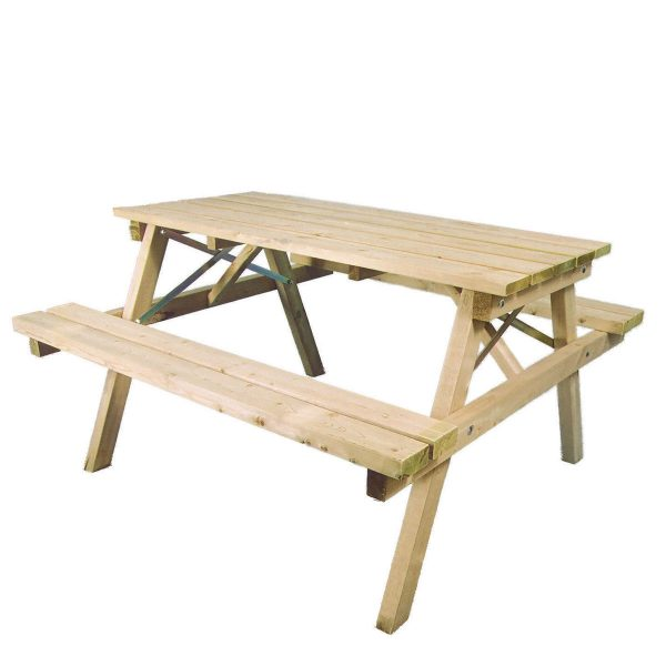 6_Seater Standard Picnic Bench