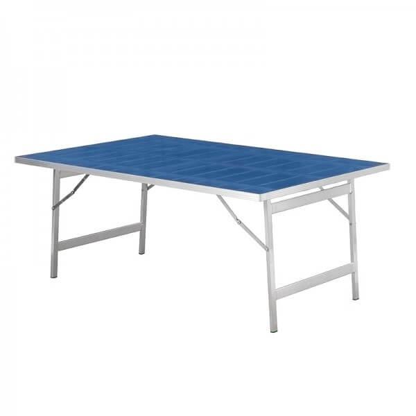 AluminiumFlatTableLarge100x150x80