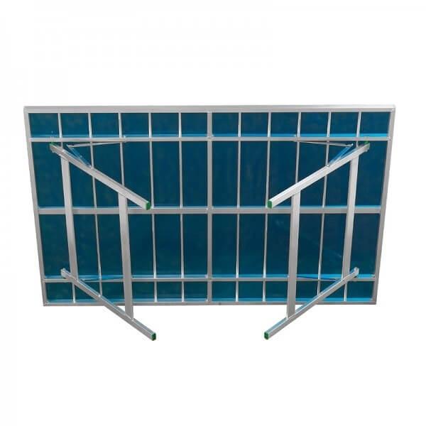 AluminiumFlatTableSmall50x150x80-1