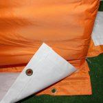 Orange Side Sheet