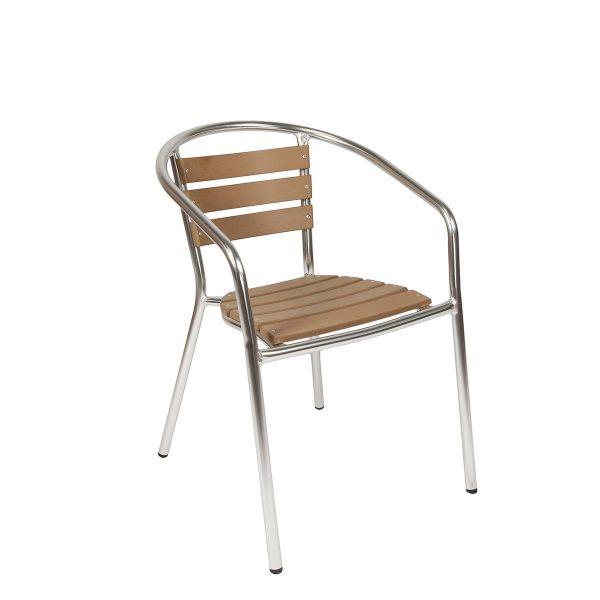 Monaco-curved-arm-chair